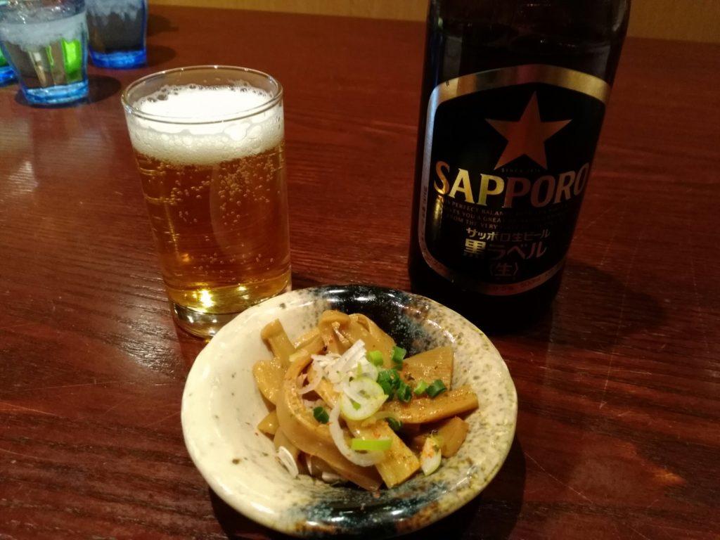 せん家 南仙台店 ビンビール