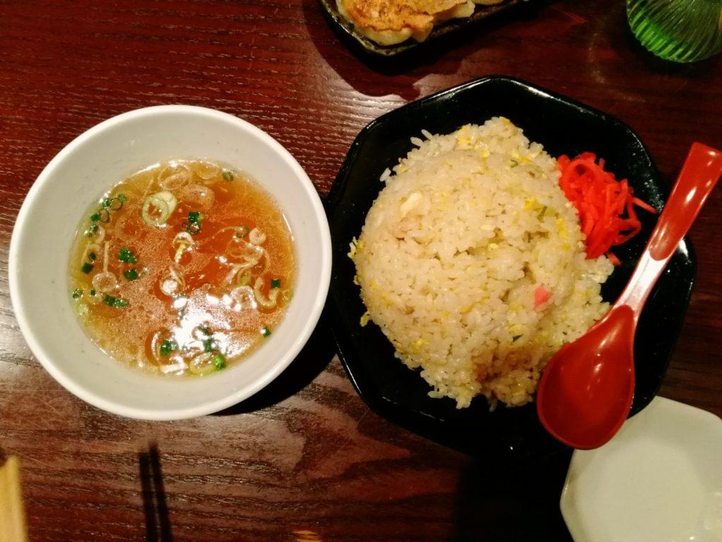 せん家 南仙台店 チャーハン(スープ付)