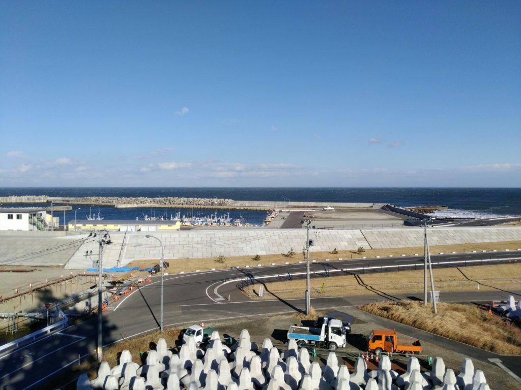 山元町 磯浜漁港