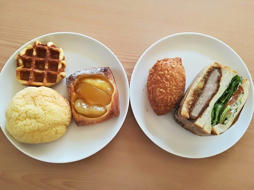 シベールの杜 富沢店 テイクアウト パン