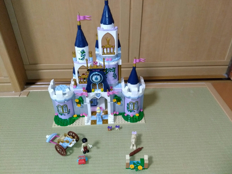レゴ シンデレラ城