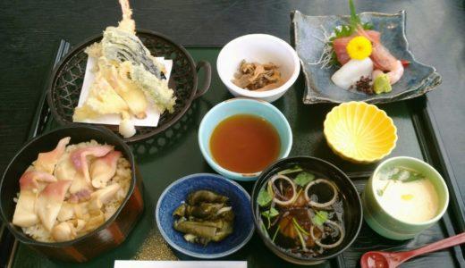 亘理町「田園」で贅沢ランチ|ほっきめし・かき飯・海鮮丼の三味丼セットとミニ膳
