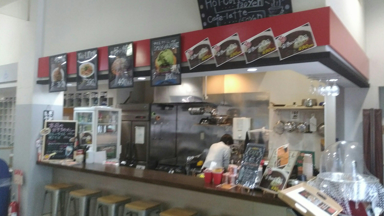 ボウルジャンボフォルテ 売店