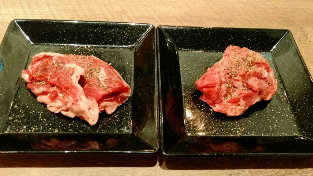 ビーフィーズ 仙台中田店 熟成肉 熟成牛リブロース 熟成牛フィレ