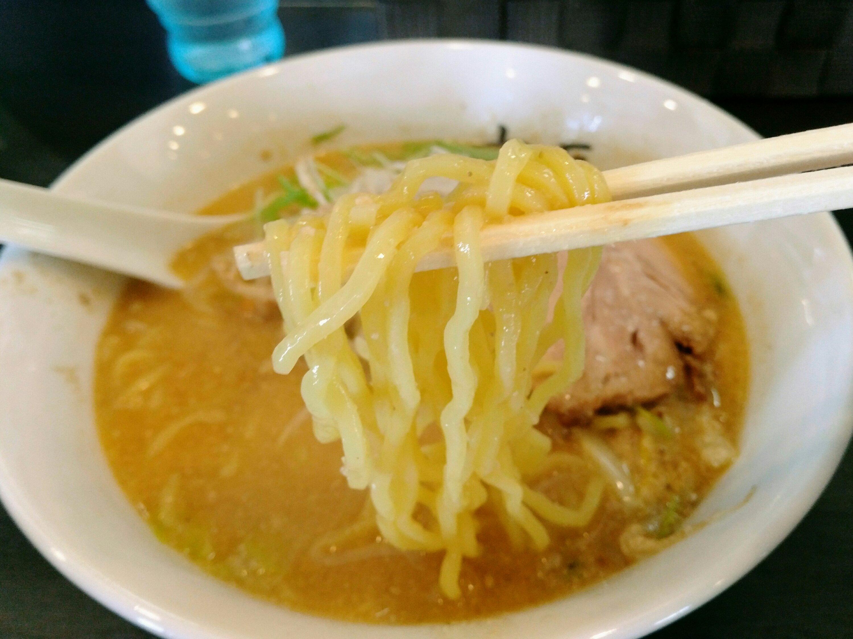 麺屋 吉辰 麺