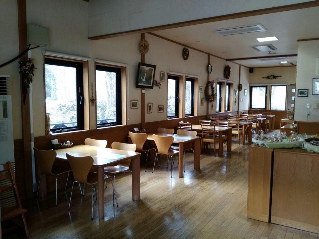 秋保大滝のレストラン