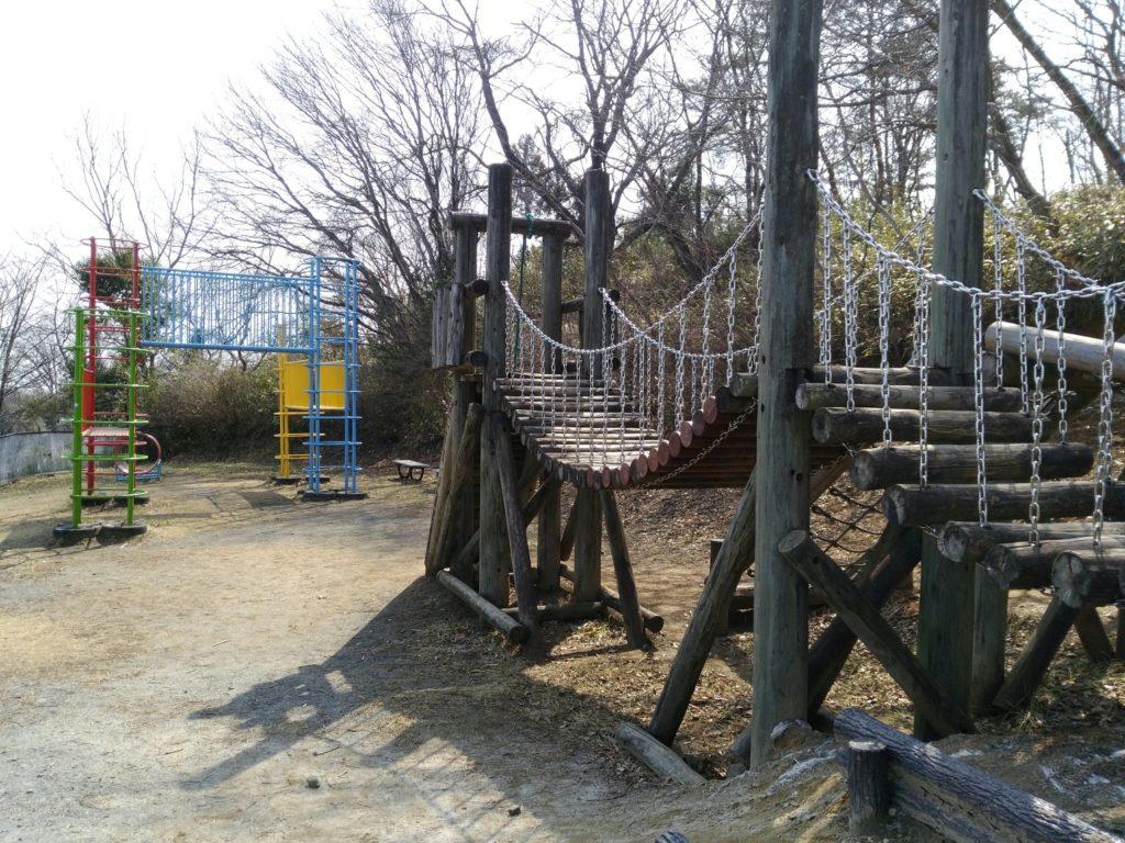 亘理公園 遊具