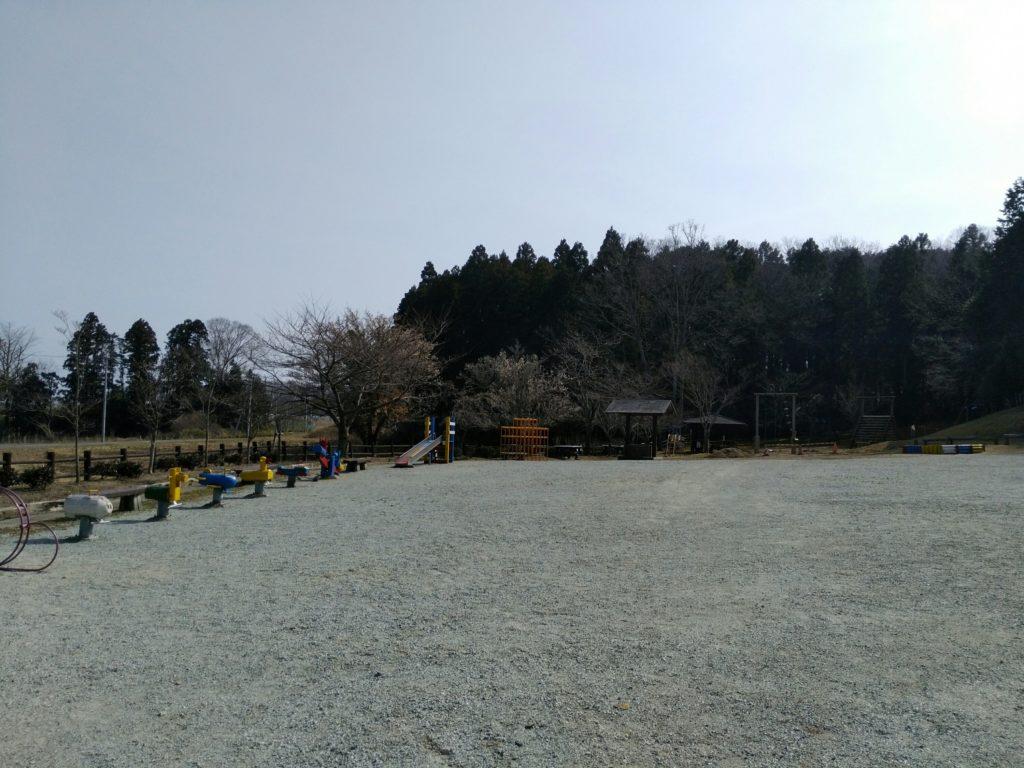 山元町 深山山麓少年の森 広場