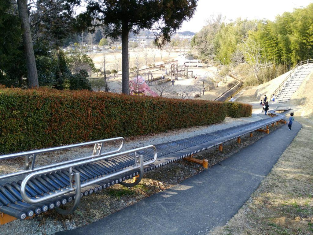 角田市 台山公園