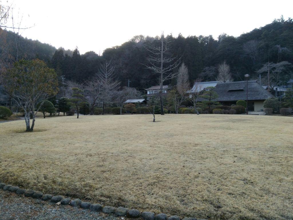 高蔵寺 高倉公園 芝生広場
