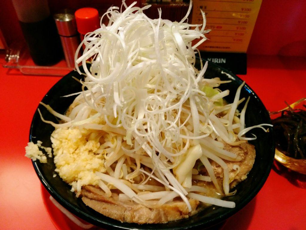 岩沼市 二郎系 麺屋小十郎