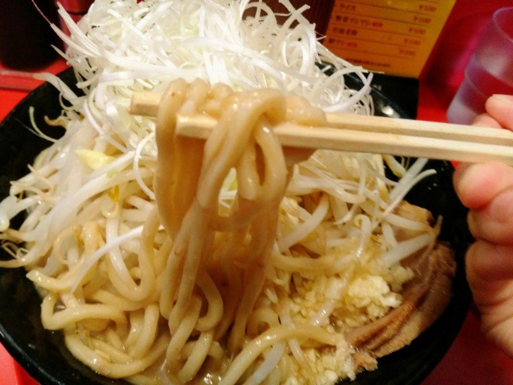 岩沼 小十郎 麺