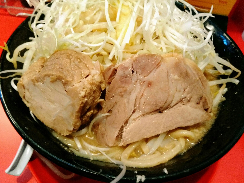 岩沼 麺屋小十郎 チャーシュー