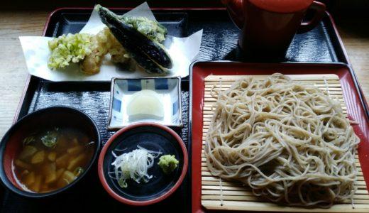【食レポ】白石市 小原なごみ茶屋|寒晒しそばと検断屋敷