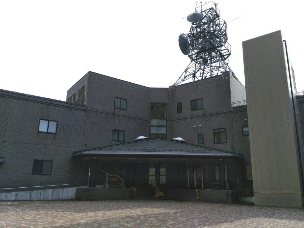 七ヶ宿ダム 管理所