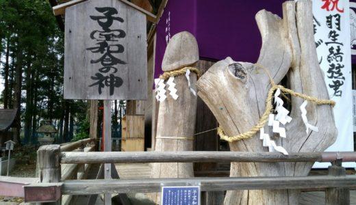 【参拝レポート】秋保神社 勝負の神や子宝和合の神