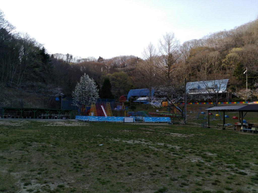 秋保森林スポーツ公園 広場