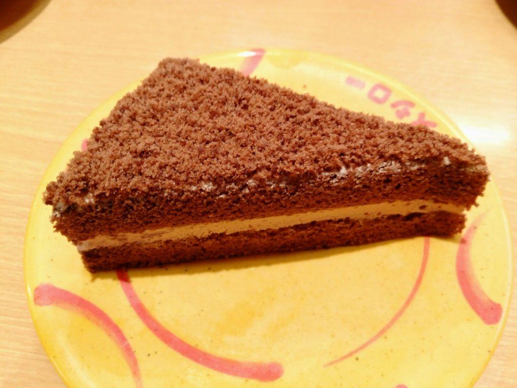 スシロー ショコラケーキ
