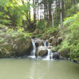 角田市 入の坊滝