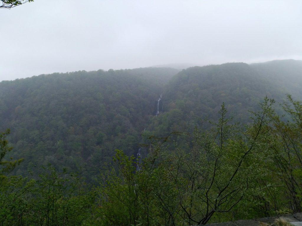 蔵王エコーライン 三階の滝