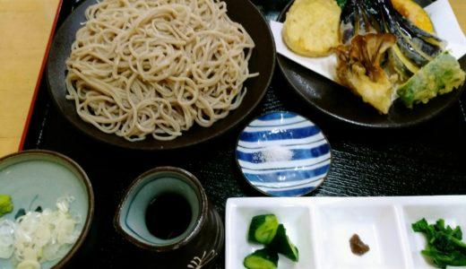 【食レポ】川崎町 川音亭|寒ざらし蕎麦と野菜の天婦羅