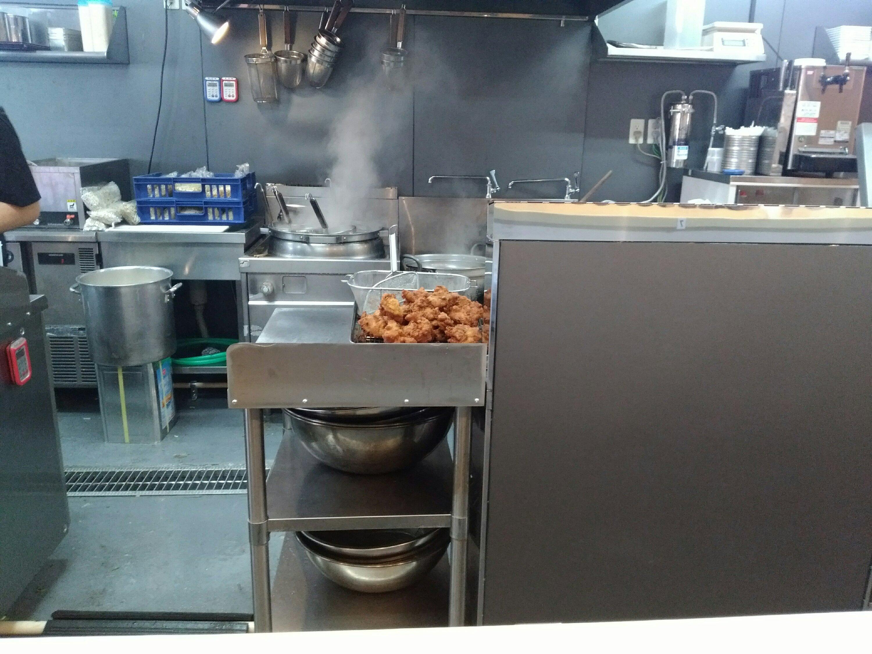岩沼市 いっぽ 厨房