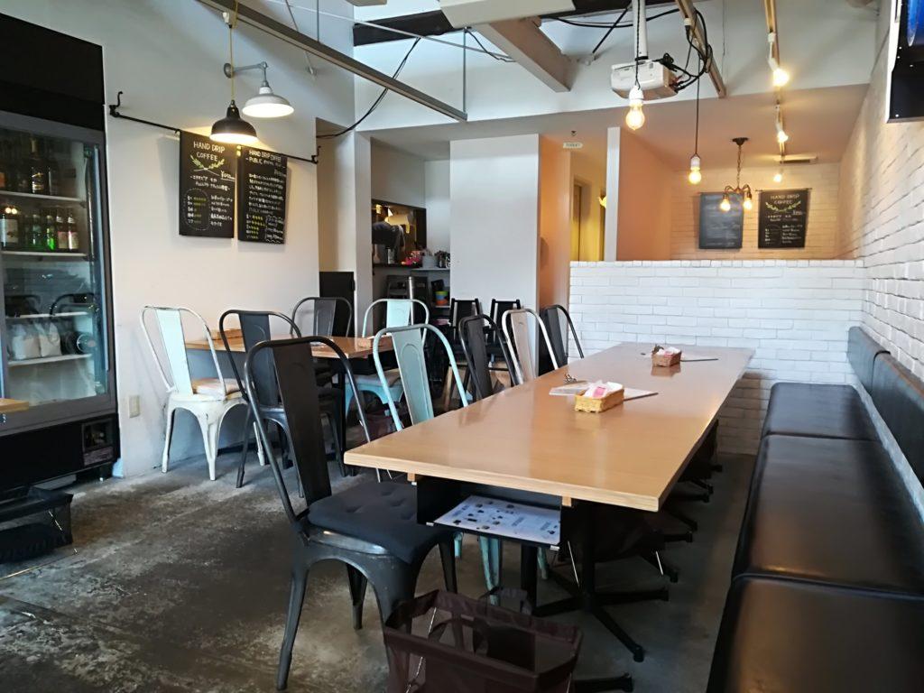 長町 PUBLIC.coffee&bar 個室