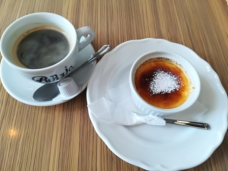 長町 PUBLIC.coffee&bar デザートとドリンクセット