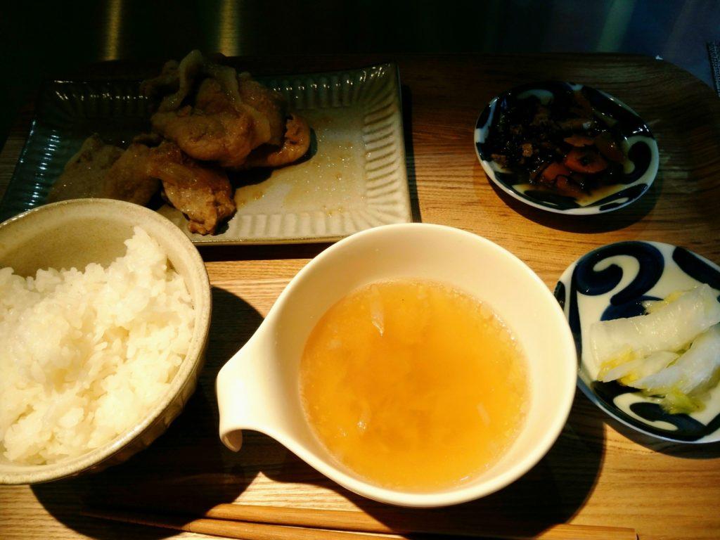 太白区山田 cafe&bar LOOP(カフェ&バー ループ) 週替りランチ