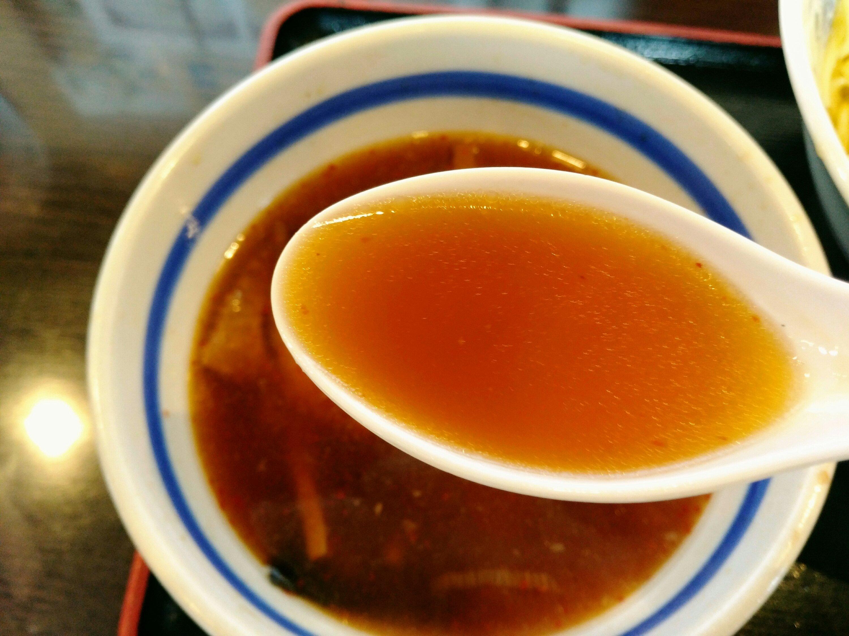 大勝軒 南仙台店 スープ
