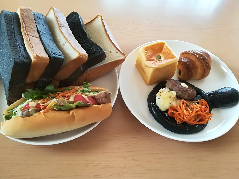 モナモナ 富沢店 米粉パン