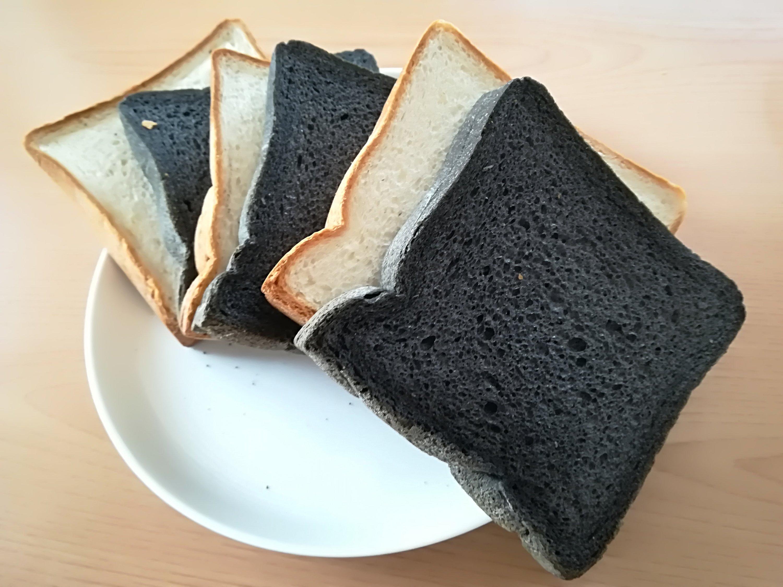 モナモナ ゼブラ食パン