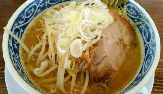 【ラーメン日記】名取市 麺屋 八|痺れる味噌らーめん&カレーラーメン