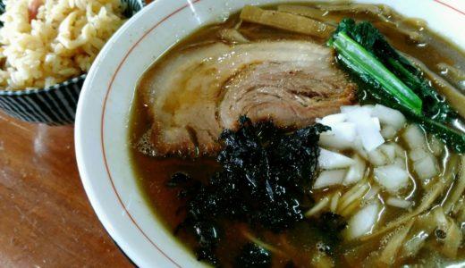 【ラーメン日記】亘理町逢隈 中華蕎麦 會(カイ)|煮干そば&ほっき飯