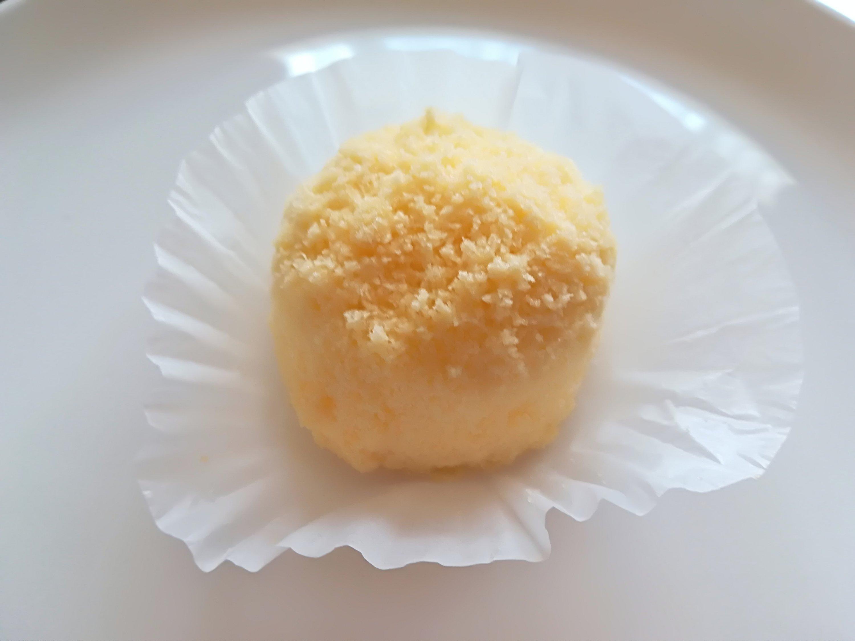 ふわふわのミモザチーズケーキ