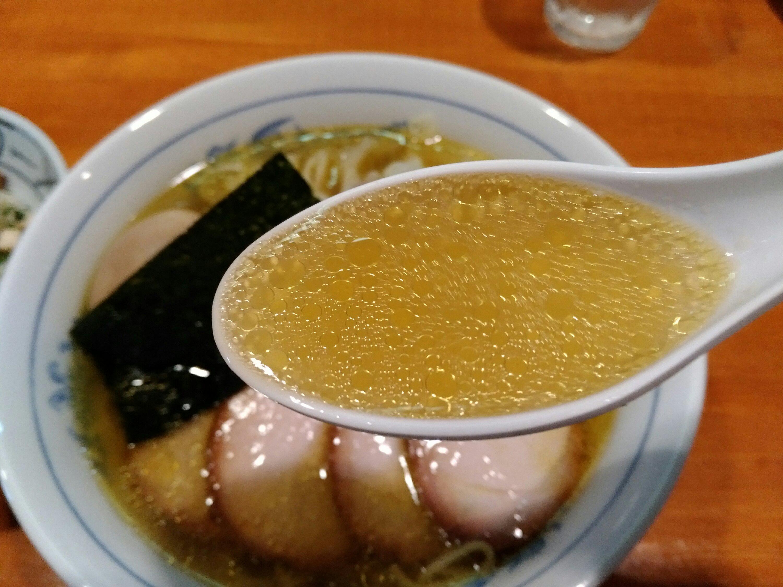 淡口スープ