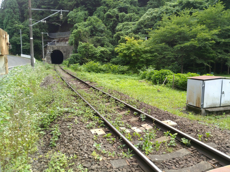 あぶくま駅であぶくま急行を撮り鉄