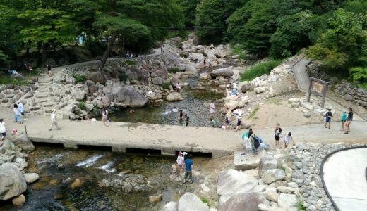 不動尊公園キャンプ場 レポ|川遊びや格安でキレイなコテージ