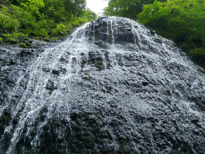 丸森町の不動滝
