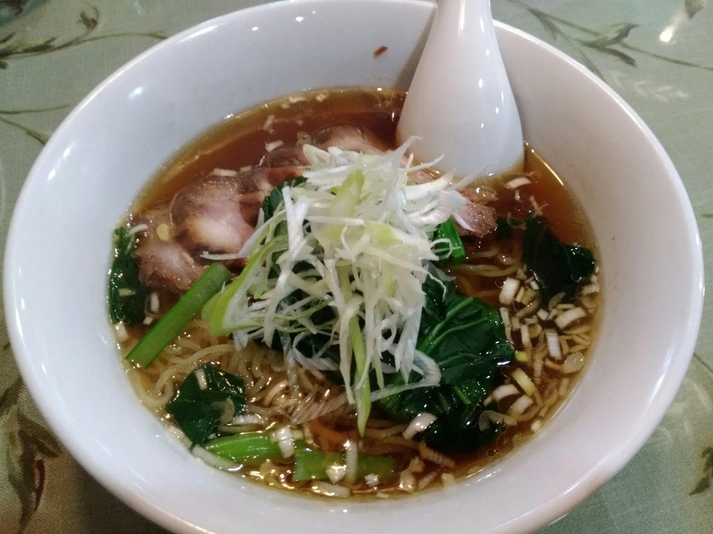 孔府家宴長町店のチャーシュー麺