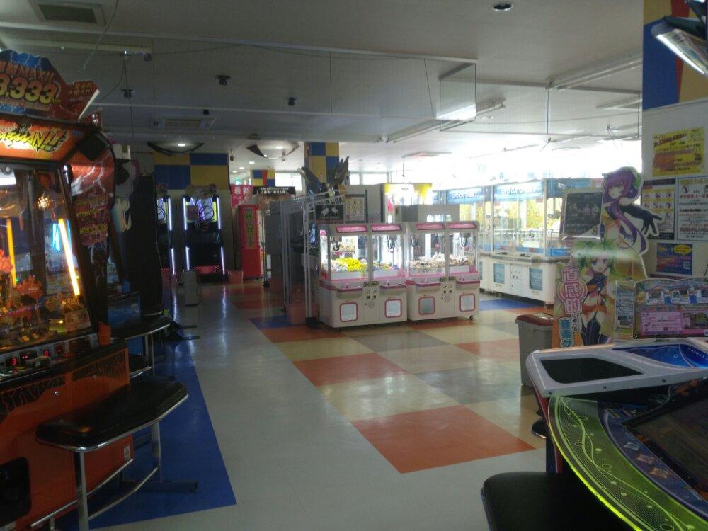 サムワンのゲームセンター