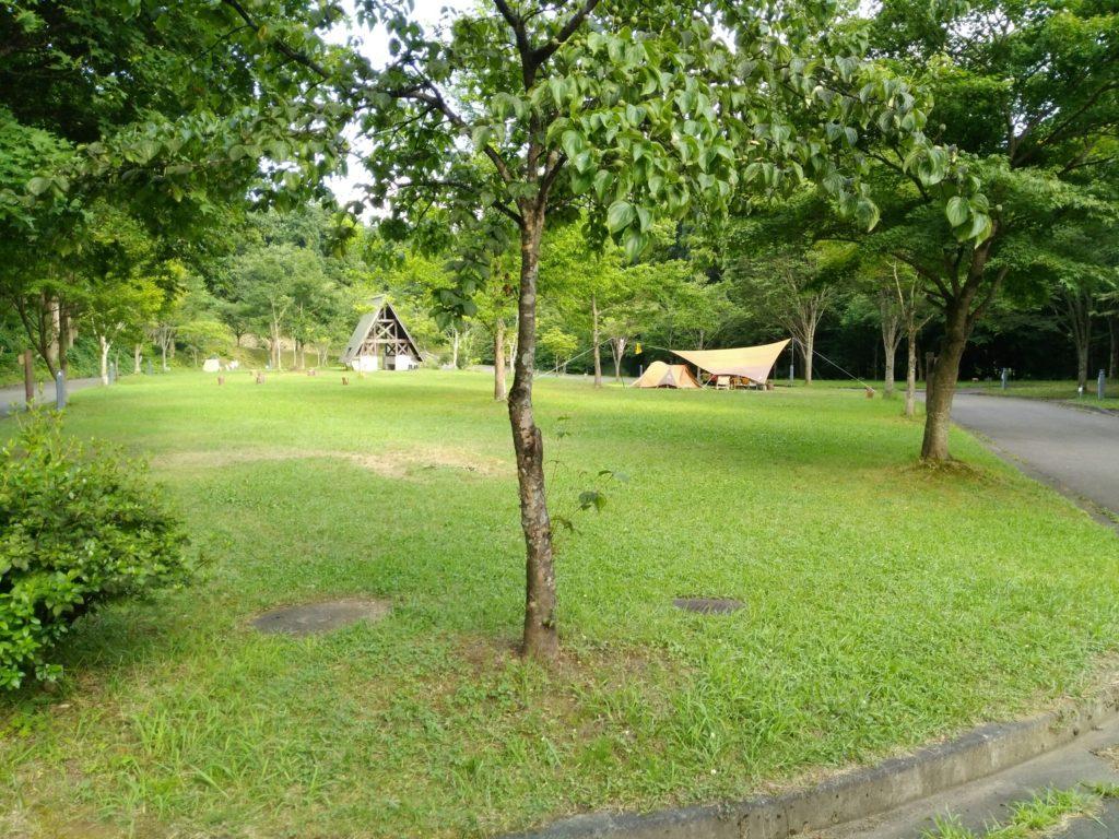 川崎町笹谷オートキャンプ場