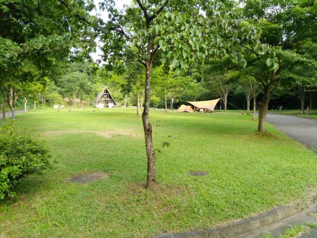 笹谷オートキャンプ場