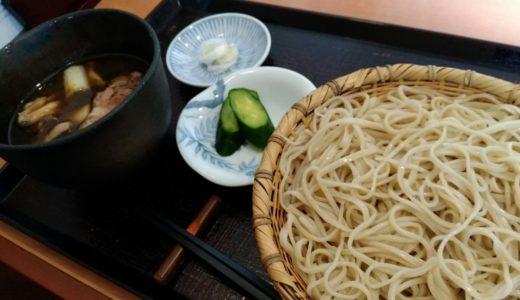 【食レポ】白石市 手打ち蕎麦 むらかみ|品のある一流のそば屋さん