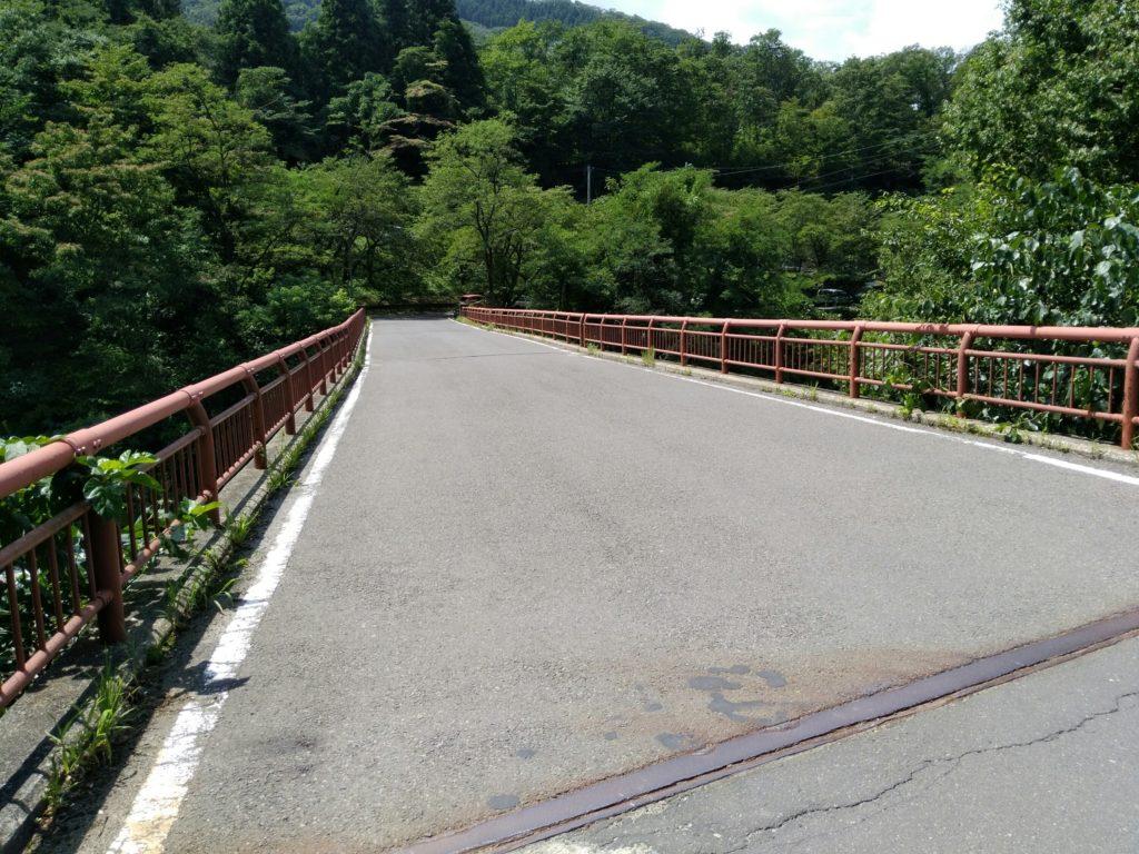 秋保 羽山橋