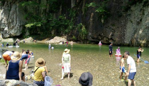 【羽山橋 レポ】花見・川遊び・芋煮会|秋保の名取川が万能すぎる!