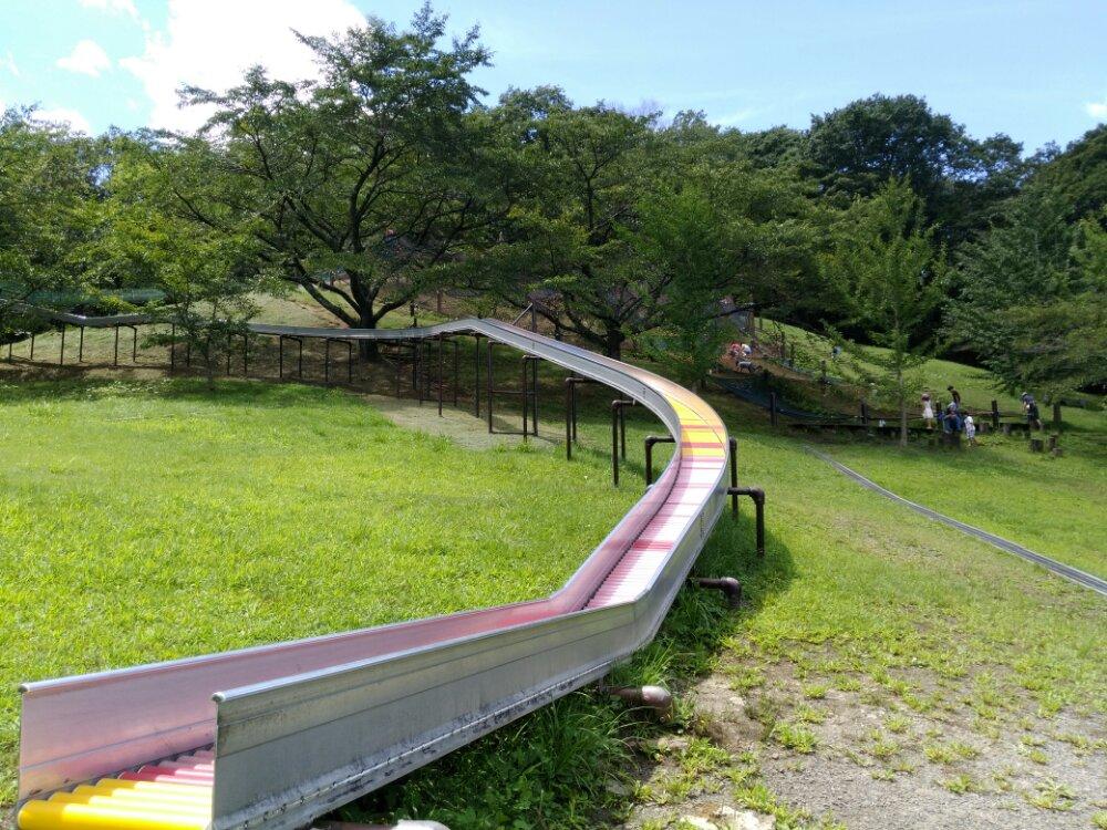 グリーンピア岩沼 ローラースライダー