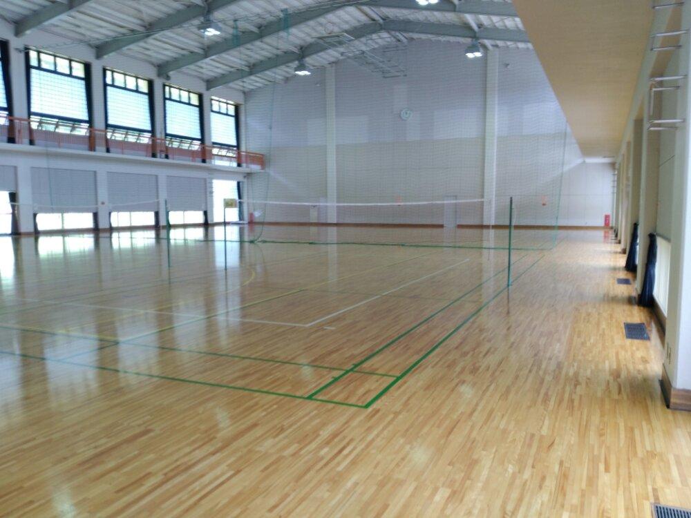 グリーンピア岩沼 体育館