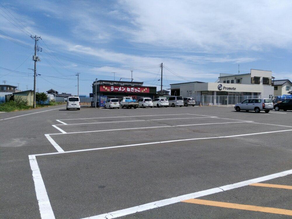 名取市 ねぎっこ 駐車場