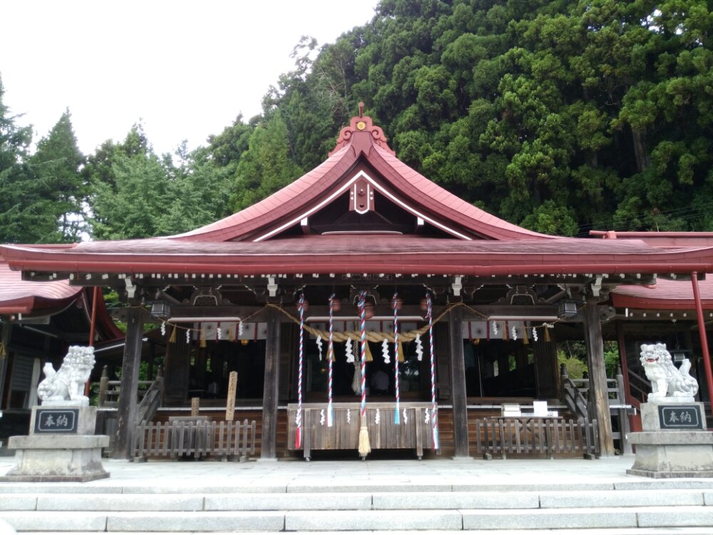 宮城県岩沼市 金蛇水神社